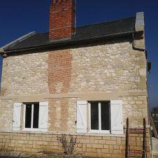 Maçonnerie Deves Frères - Rénovation de maison 02