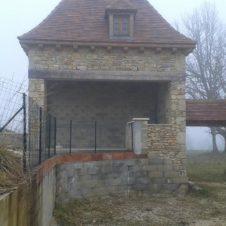 Maçonnerie Deves Frères - Maison rustique, rénovation 02