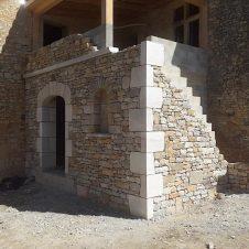 Un beau projet de rénovation. Un sacré chantier